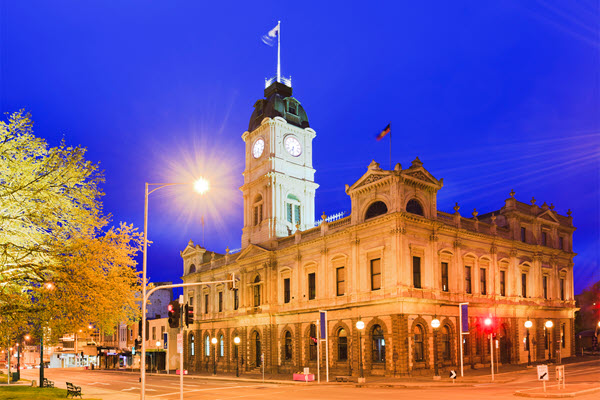 Ballarat and surrounds